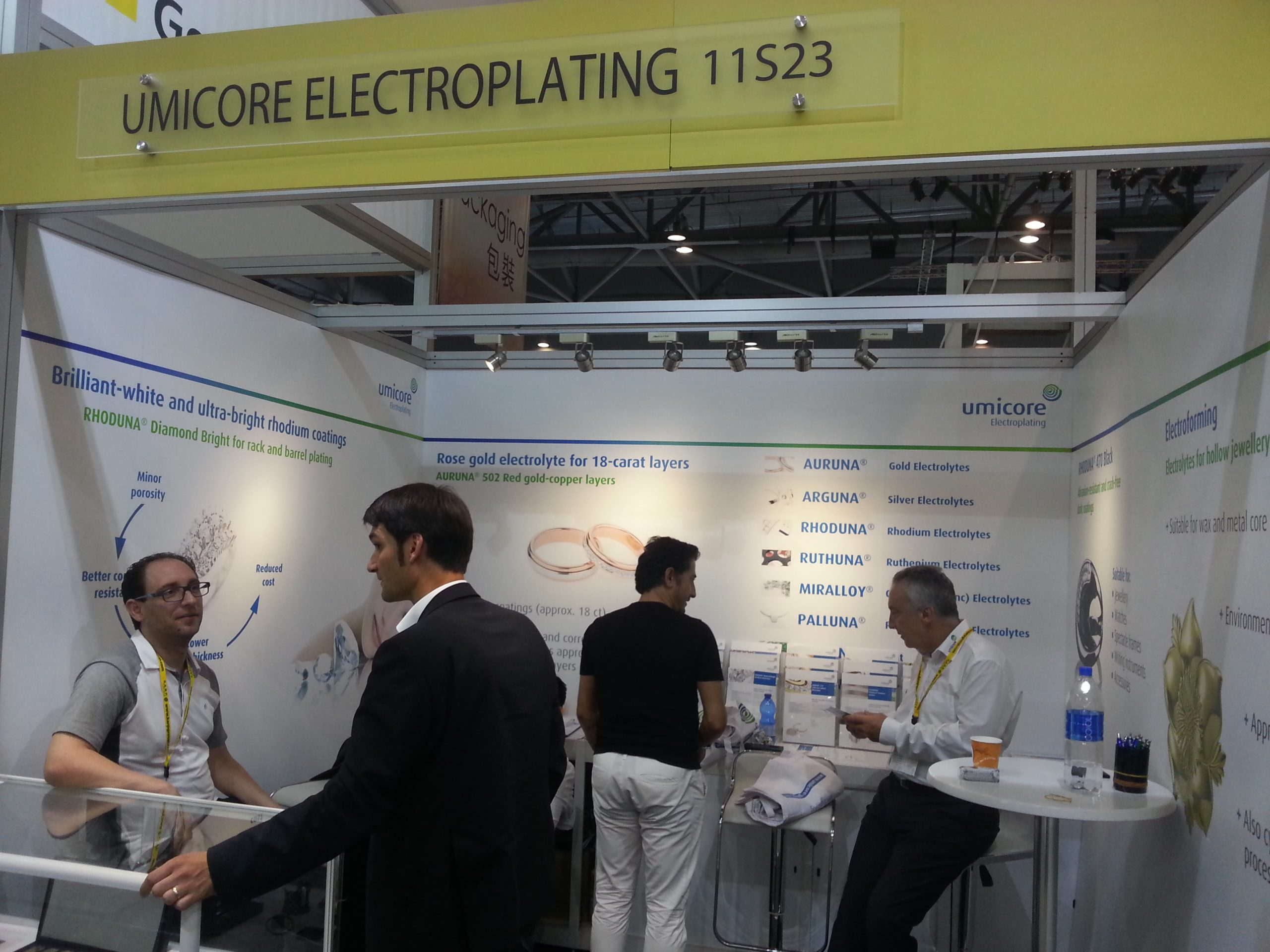 Jewellery-Net-Asia-Show-Hong-Kong-15-18-Sep-2016-Umicore-Booth